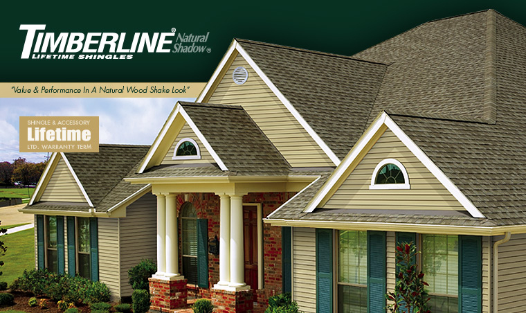 GAF Timberline Natural Shadow® Brochure