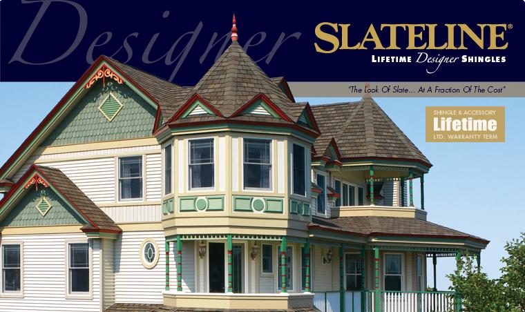 GAF Slateline® Shingles Brochure