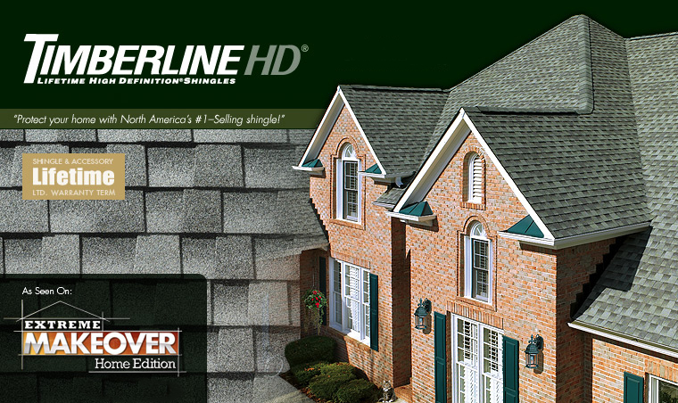 Timberline Ultra HD® Brochure