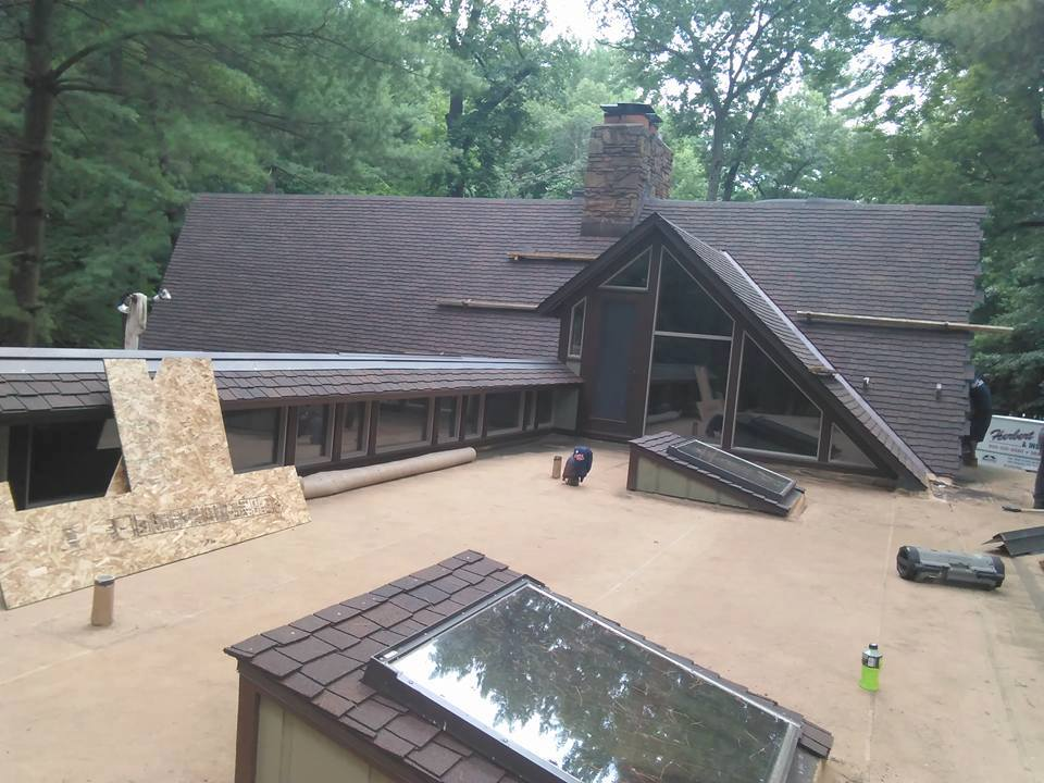 New Roof (Before), Sagnaw, MI