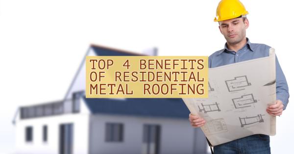 Residential Metal Roofing Services In Livingston MI | Herbert Roofing